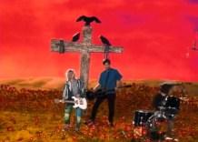 "FIGURA 57 - Still do videoclip de ""Heart Shaped Box"", de Nirvana (realizado por Anton Corbijn, 1993)"