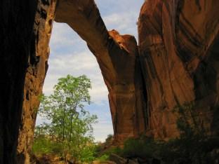#019 - Escalante Natural Bridge