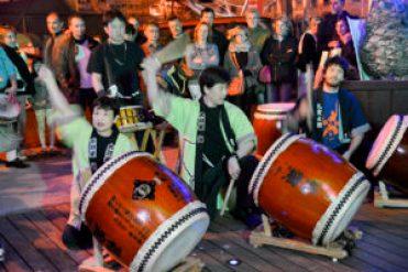 télamuré tarantella roots au festival Escale à Sète 2020