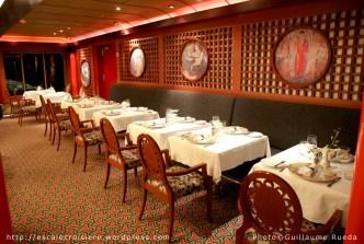 Costa Luminosa - Restaurant Samsara
