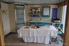 Salle de massages