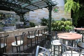 Allure of the Seas - Central Park - Trellis bar
