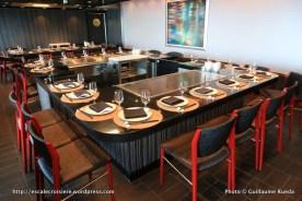 Allure of the Seas - Restaurant Izumi