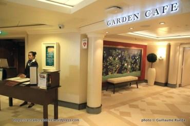 Norwegian Epic - Garden Café