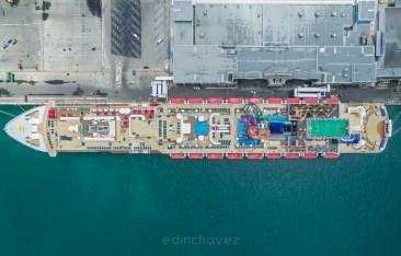 Norwegian Getaway - NCL - Norwegian Cruise Line - Edin Chavez