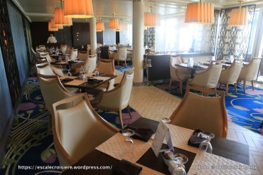 Celebrity Silhouette - Bistro on Five