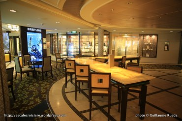 Celebrity Silhouette boutiques
