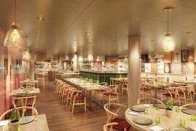 Koningsdam - Culinary Arts Center presented by Food & Wine Magazine