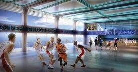 MSC Meraviglia Super amusement park