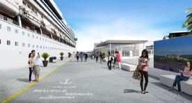 La Seyne sur Mer - Terminal Croisière