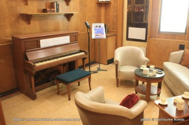 Queen Mary - Salon