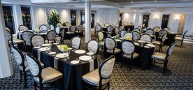 Queen Mary - The Tea room
