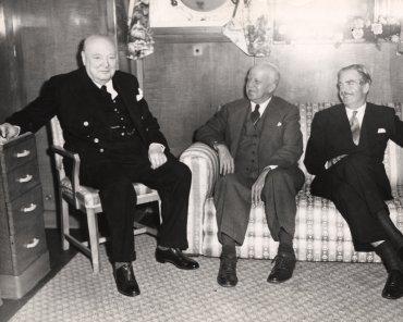 Queen Mary - Winston Churchill