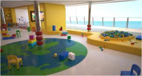 MSC Meraviglia - Espace enfants