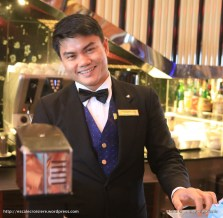 Costa Pacifica - équipage - bar tender