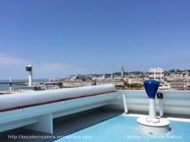 Costa Pacifica - Pont secret