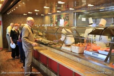 Costa Pacifica - Ristorante buffet La Paloma (4)