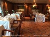 Queen Mary 2 - Britannia Club restaurant 2016