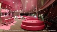 MSC Fantasia - bar et salon Liquid Disco - Discothèque