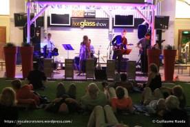 Celebrity Equinox - Concert sur la pelouse - The Lawn Club