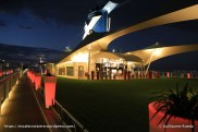 Celebrity Equinox - Pelouse The Lawn Club - By night