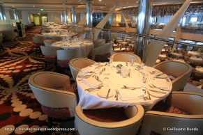 Celebrity Equinox - Restaurant Silhouette