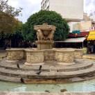 Escale à Heraklion - Grèce - fontaine Morosini