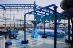 MSC Meraviglia - Polar Aquapark et Himalayan bridge