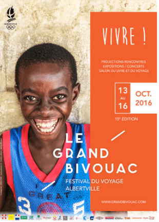 Photo affiche du Grand Bivouac