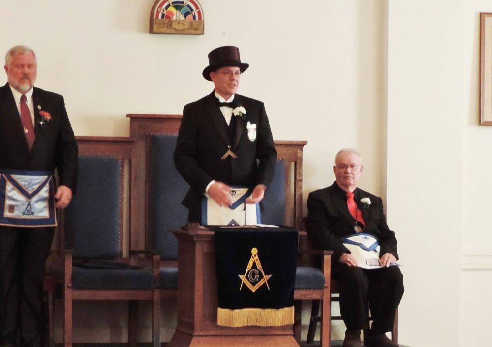 Escalon Lodge No. 591-91st Installation of Officers (6/6)