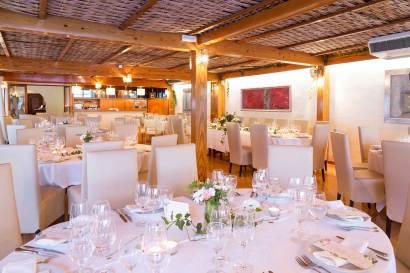 salon para eventos en restaurant es canyis puerto soller