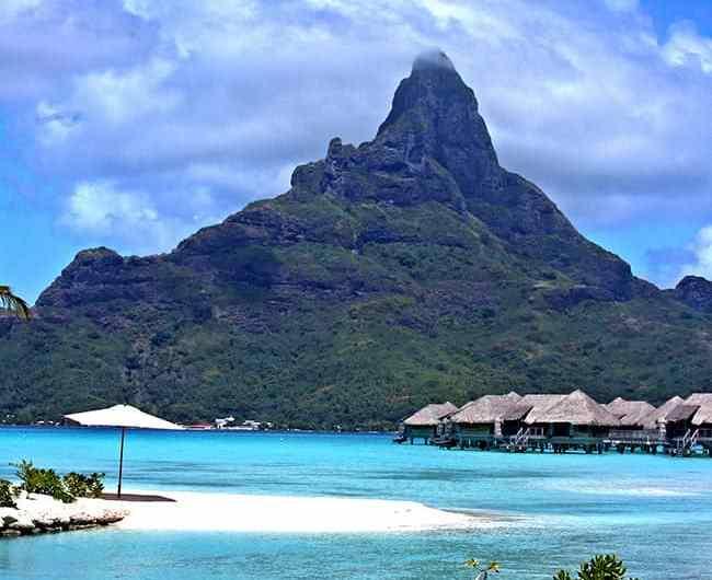 Bora Bora, Tahití: una escapada de ensueño