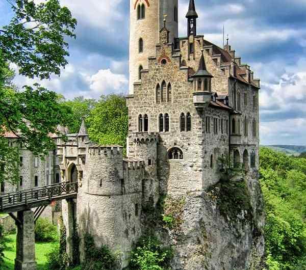 Escapada fin de semana por Europa: castillo de Lichtenstein