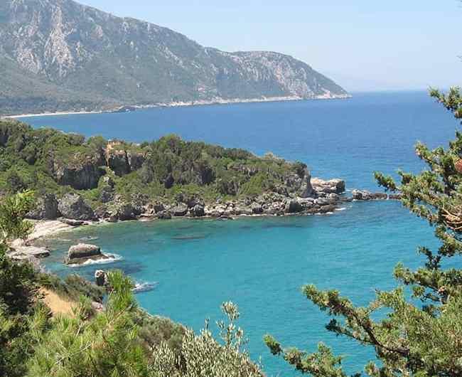 Escapada a la isla de Samos, Grecia.