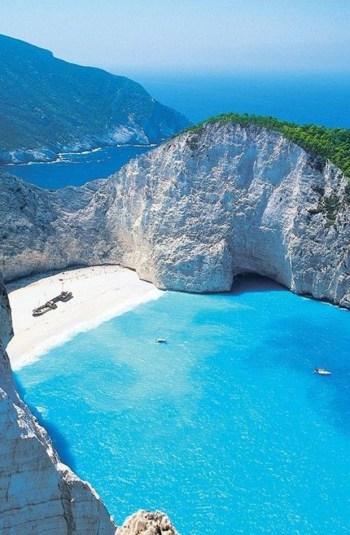 playa de Zakynthos