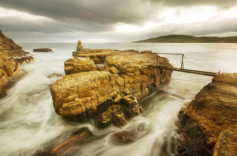 Clifton Beach en Tasmania