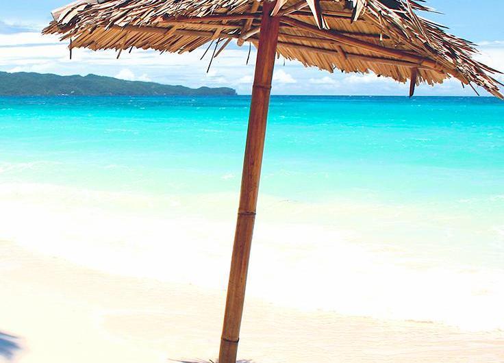Un día perfecto en White Beach, Boracay