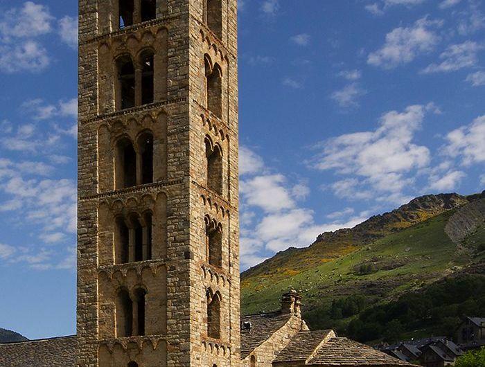 San Clemente de Tahull: la iglesia del Cristo Pantocrátor (Lérida)