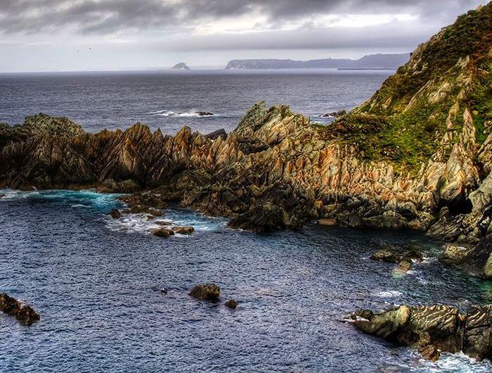 Playa de Gueirúa: lo mejor del paisaje Asturiano en Cudillero
