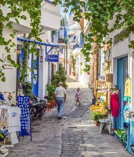 Kalokairi, la isla de Mamma Mia! en Grecia