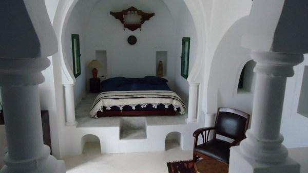 Maison d'hôtes à Djerba : la chambre