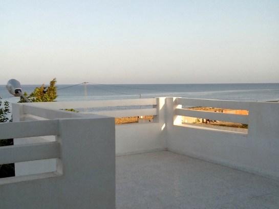 sejour village pecheurs - vue mer
