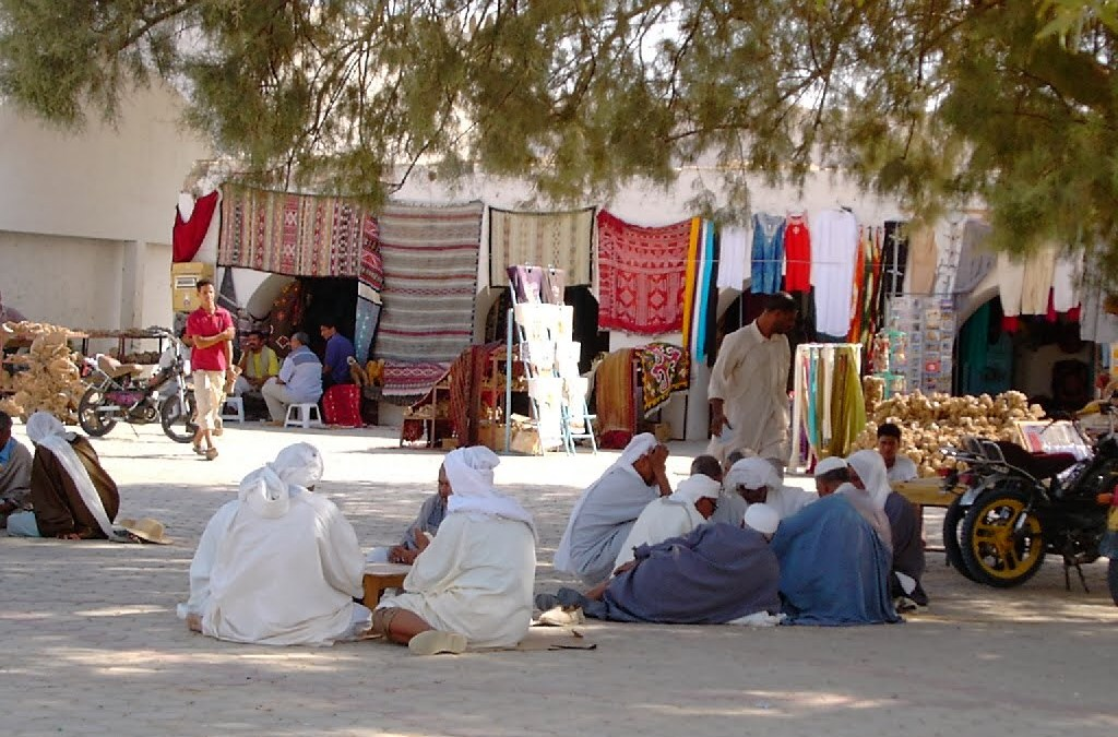 En direct de Douz : Un été au Sahara