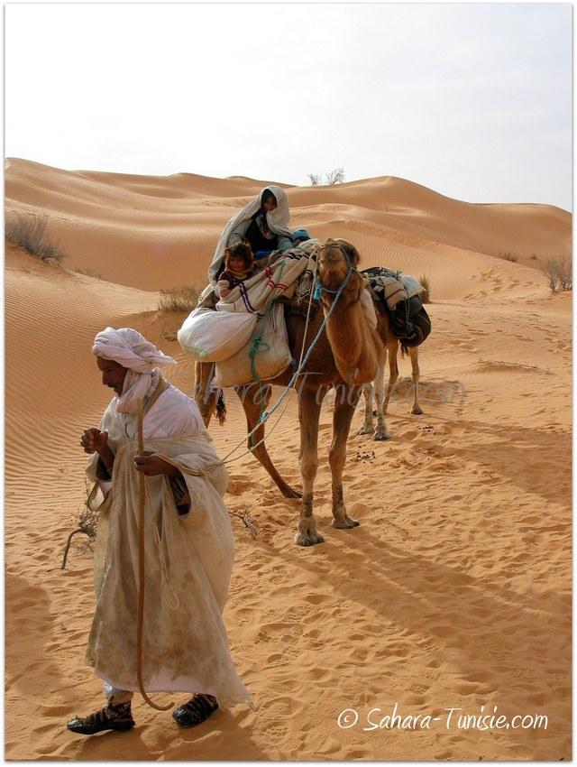 nomades sahara tunisie