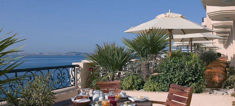 hotel concorde tunis