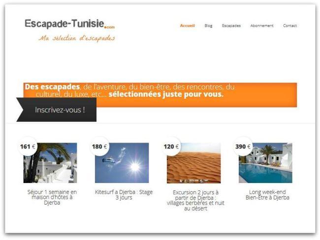 Escapade Tunisie / Voyages