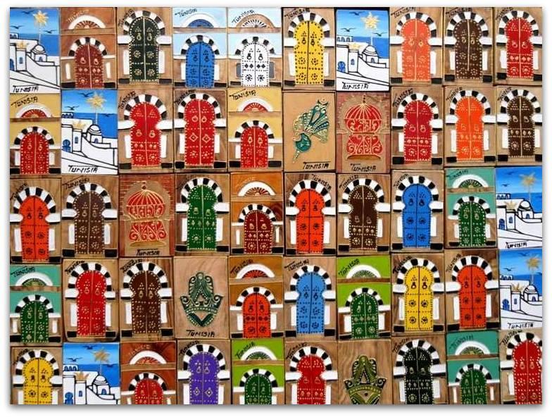 portes tunisie