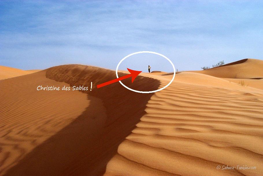 christine des sables