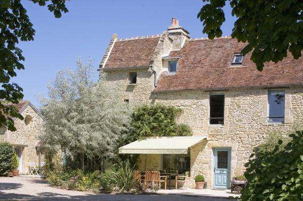 Le paradis existe en Normandie : c'est la Ferme de l'Oudon.