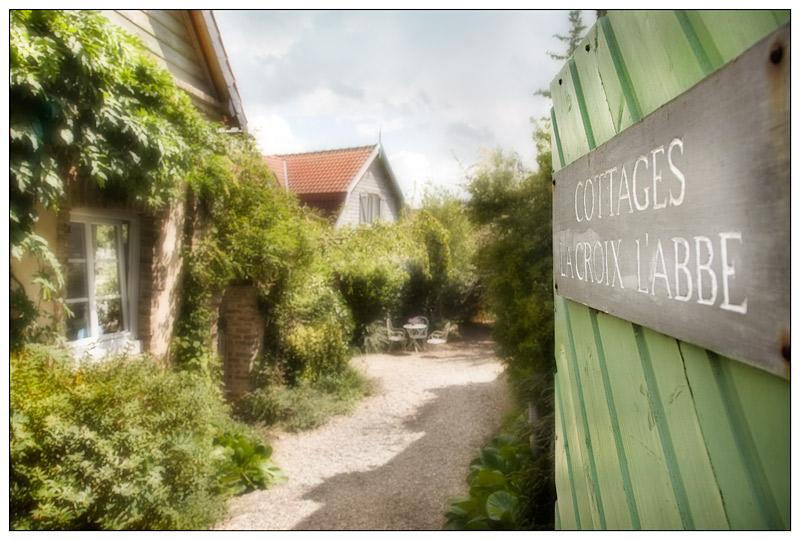 Les cottages de la Croix l'abbé à Saint-Valéry-sur-Somme